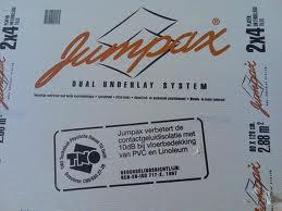 ondervloerdelen Jumpax
