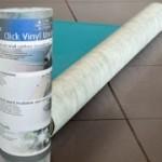 ondervloer t.b.v. moduleo click vloeren