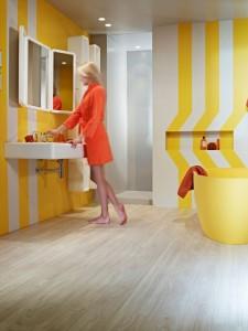 Zijn PVC vloeren geschikt voor de badkamer? | Vinyl Vloerbekleding ...