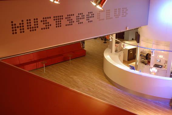 Creatieve huizen enormous vinyl vloer badkamer vinyl