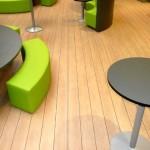 PVC vloeren in kantoren!